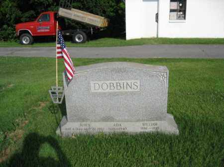DOBBINS (CW), JOHN - Berks County, Pennsylvania | JOHN DOBBINS (CW) - Pennsylvania Gravestone Photos