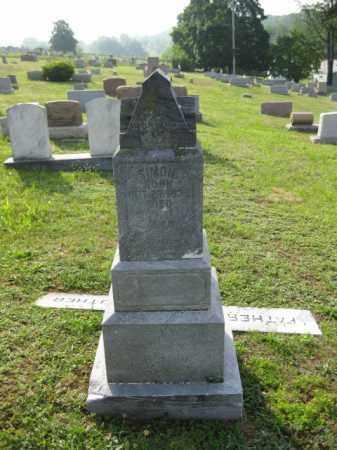 EHRGOOD (CW), SIMON - Berks County, Pennsylvania | SIMON EHRGOOD (CW) - Pennsylvania Gravestone Photos