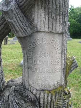 FISHER, GEORGE B. - Berks County, Pennsylvania | GEORGE B. FISHER - Pennsylvania Gravestone Photos