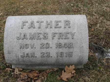 FREY, JAMES - Berks County, Pennsylvania | JAMES FREY - Pennsylvania Gravestone Photos
