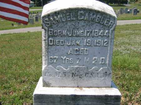 GAMBLER, SAMUEL - Berks County, Pennsylvania | SAMUEL GAMBLER - Pennsylvania Gravestone Photos