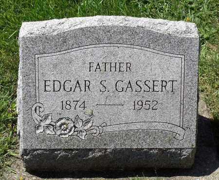 GASSERT, EDGAR S. - Berks County, Pennsylvania | EDGAR S. GASSERT - Pennsylvania Gravestone Photos