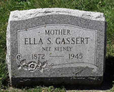 GASSERT, ELLA S. - Berks County, Pennsylvania | ELLA S. GASSERT - Pennsylvania Gravestone Photos