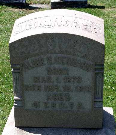 GERHARD, ALICE R. - Berks County, Pennsylvania   ALICE R. GERHARD - Pennsylvania Gravestone Photos