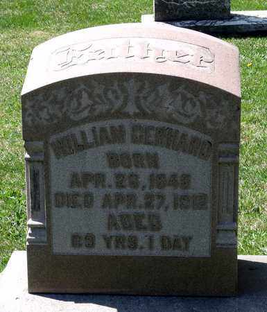 GERHARD, WILLIAM - Berks County, Pennsylvania | WILLIAM GERHARD - Pennsylvania Gravestone Photos