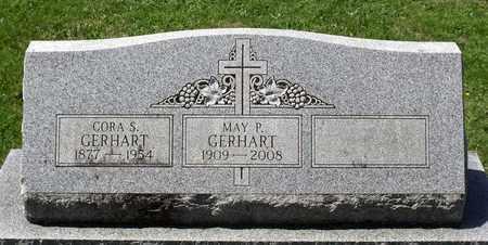 GERHART, CORA S. - Berks County, Pennsylvania | CORA S. GERHART - Pennsylvania Gravestone Photos