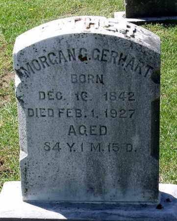 GERHART, MORGAN G. - Berks County, Pennsylvania | MORGAN G. GERHART - Pennsylvania Gravestone Photos