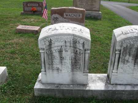 GERY, MILTON M. - Berks County, Pennsylvania   MILTON M. GERY - Pennsylvania Gravestone Photos