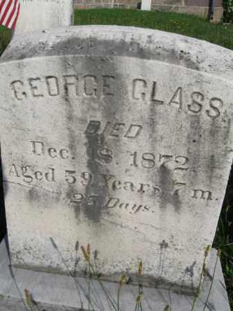 GLASS, GEORGE - Berks County, Pennsylvania | GEORGE GLASS - Pennsylvania Gravestone Photos
