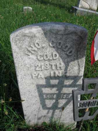 GOOD (CW), JOHN - Berks County, Pennsylvania | JOHN GOOD (CW) - Pennsylvania Gravestone Photos