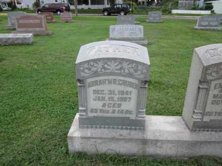 GRUBER, ABRAHAM R. - Berks County, Pennsylvania | ABRAHAM R. GRUBER - Pennsylvania Gravestone Photos