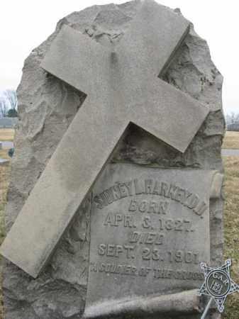 HARKEY (CW), SIDNEY L. - Berks County, Pennsylvania | SIDNEY L. HARKEY (CW) - Pennsylvania Gravestone Photos
