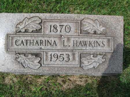 HAWKINS, CATHARINA L. - Berks County, Pennsylvania | CATHARINA L. HAWKINS - Pennsylvania Gravestone Photos
