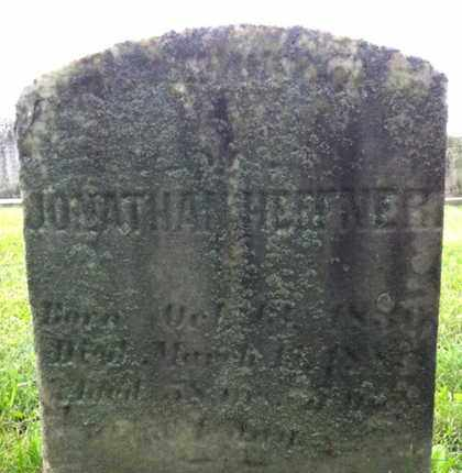 HEFFNER (CW), JONATHAN - Berks County, Pennsylvania | JONATHAN HEFFNER (CW) - Pennsylvania Gravestone Photos