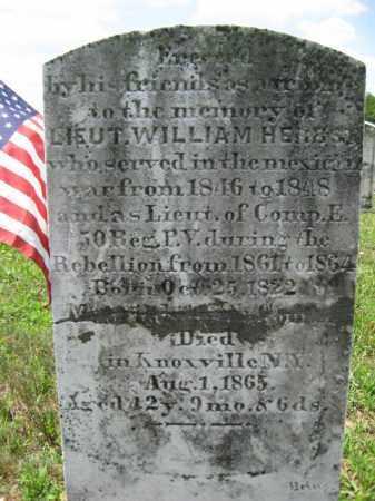 HERBST (HERBEST) (CW), LT.WILLIAM - Berks County, Pennsylvania | LT.WILLIAM HERBST (HERBEST) (CW) - Pennsylvania Gravestone Photos