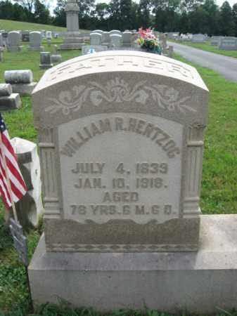 HERZOG (CW), WILLIAM  R. - Berks County, Pennsylvania   WILLIAM  R. HERZOG (CW) - Pennsylvania Gravestone Photos