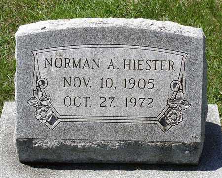 HIESTER, NORMAN A. - Berks County, Pennsylvania | NORMAN A. HIESTER - Pennsylvania Gravestone Photos