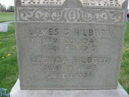 HILBORN (CW), JAMES C. - Berks County, Pennsylvania | JAMES C. HILBORN (CW) - Pennsylvania Gravestone Photos