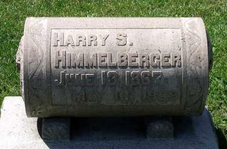 HIMMELBERGER, HARRY S. - Berks County, Pennsylvania | HARRY S. HIMMELBERGER - Pennsylvania Gravestone Photos