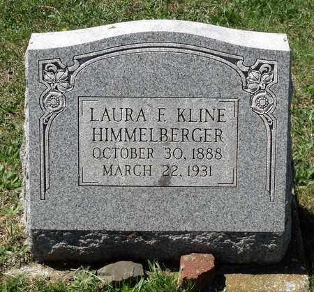 HIMMELBERGER, LAURA F. - Berks County, Pennsylvania | LAURA F. HIMMELBERGER - Pennsylvania Gravestone Photos
