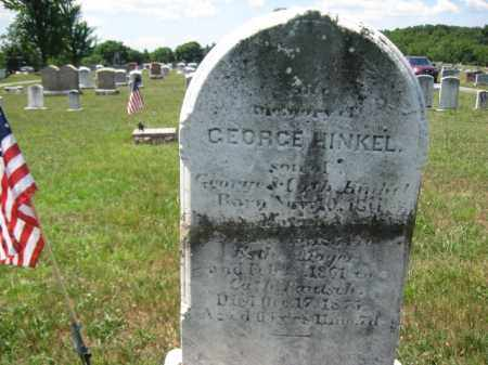 HINKEL, GEORGE - Berks County, Pennsylvania | GEORGE HINKEL - Pennsylvania Gravestone Photos