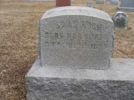 HOCH, ISAAC - Berks County, Pennsylvania | ISAAC HOCH - Pennsylvania Gravestone Photos
