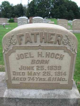 HOCH, JOEL H. - Berks County, Pennsylvania | JOEL H. HOCH - Pennsylvania Gravestone Photos