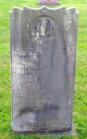 HOCH, SAMUEL - Berks County, Pennsylvania | SAMUEL HOCH - Pennsylvania Gravestone Photos