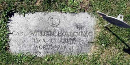 HOLLENBACH, CARL WILLIAM - Berks County, Pennsylvania   CARL WILLIAM HOLLENBACH - Pennsylvania Gravestone Photos