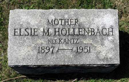 HOLLENBACH, ELSIE M. - Berks County, Pennsylvania | ELSIE M. HOLLENBACH - Pennsylvania Gravestone Photos