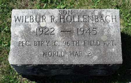 HOLLENBACH, WILBUR R. - Berks County, Pennsylvania   WILBUR R. HOLLENBACH - Pennsylvania Gravestone Photos