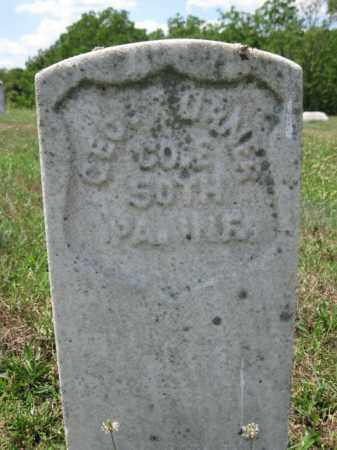 HORNER  (CW), GEORGE - Berks County, Pennsylvania | GEORGE HORNER  (CW) - Pennsylvania Gravestone Photos