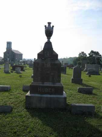 HUBER (CW), JOSIAH K. - Berks County, Pennsylvania | JOSIAH K. HUBER (CW) - Pennsylvania Gravestone Photos