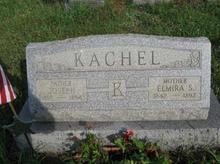 KACHEL (CW), JOSEPH - Berks County, Pennsylvania   JOSEPH KACHEL (CW) - Pennsylvania Gravestone Photos