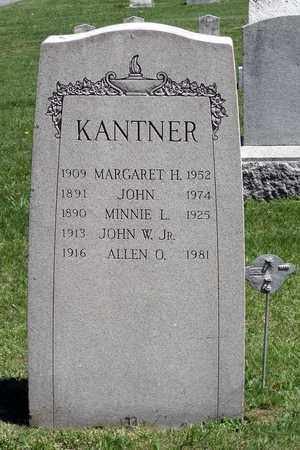 KANTNER, MARGARET H. - Berks County, Pennsylvania | MARGARET H. KANTNER - Pennsylvania Gravestone Photos