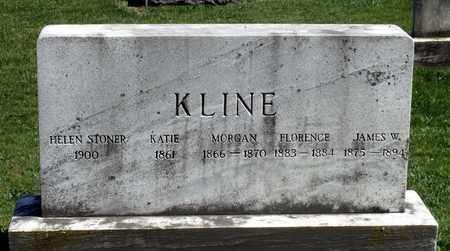 KLINE, HELEN STONER - Berks County, Pennsylvania | HELEN STONER KLINE - Pennsylvania Gravestone Photos