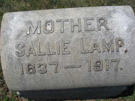 LAMP, SALLIE - Berks County, Pennsylvania | SALLIE LAMP - Pennsylvania Gravestone Photos