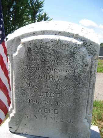LONG  (CW), ISAAC - Berks County, Pennsylvania | ISAAC LONG  (CW) - Pennsylvania Gravestone Photos