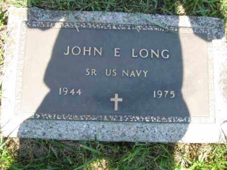 LONG, JOHN E. - Berks County, Pennsylvania | JOHN E. LONG - Pennsylvania Gravestone Photos