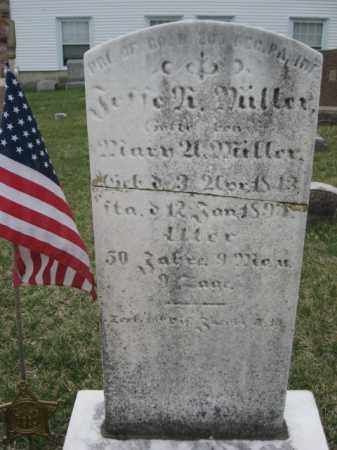 MILLER  (CW), PVT. JEFFE K. - Berks County, Pennsylvania   PVT. JEFFE K. MILLER  (CW) - Pennsylvania Gravestone Photos