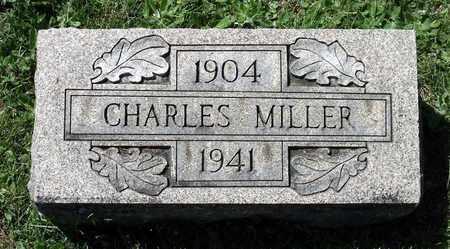 MILLER, CHARLES - Berks County, Pennsylvania | CHARLES MILLER - Pennsylvania Gravestone Photos