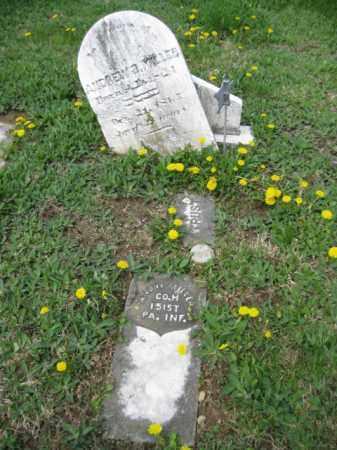MILLER (CW), ANDREW - Berks County, Pennsylvania | ANDREW MILLER (CW) - Pennsylvania Gravestone Photos