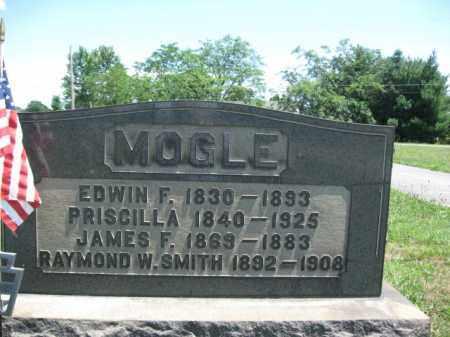 MOGLE, JAMES F. - Berks County, Pennsylvania | JAMES F. MOGLE - Pennsylvania Gravestone Photos