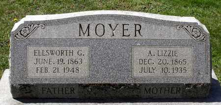 MOYER, ELLSWORTH G. - Berks County, Pennsylvania | ELLSWORTH G. MOYER - Pennsylvania Gravestone Photos