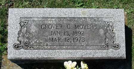 MOYER, GROVER C. - Berks County, Pennsylvania   GROVER C. MOYER - Pennsylvania Gravestone Photos