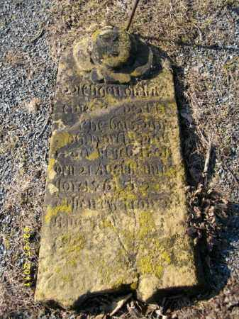 POTTEIGER (PFATTHEICHER), JOHANN MARTIN - Berks County, Pennsylvania | JOHANN MARTIN POTTEIGER (PFATTHEICHER) - Pennsylvania Gravestone Photos