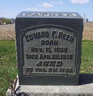 REED (CW), EDWARD F. - Berks County, Pennsylvania | EDWARD F. REED (CW) - Pennsylvania Gravestone Photos