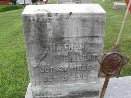 REIMERT (CW), NATHAN - Berks County, Pennsylvania | NATHAN REIMERT (CW) - Pennsylvania Gravestone Photos