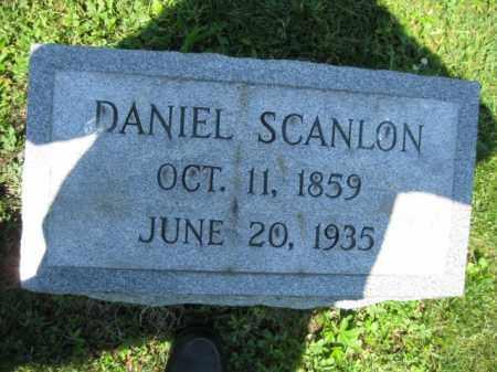 SCANLON, DANIEL - Berks County, Pennsylvania | DANIEL SCANLON - Pennsylvania Gravestone Photos