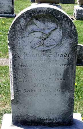 SCHADT, JOHANNES - Berks County, Pennsylvania | JOHANNES SCHADT - Pennsylvania Gravestone Photos